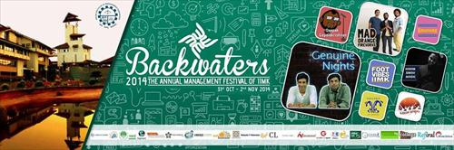 Backwaters Banner