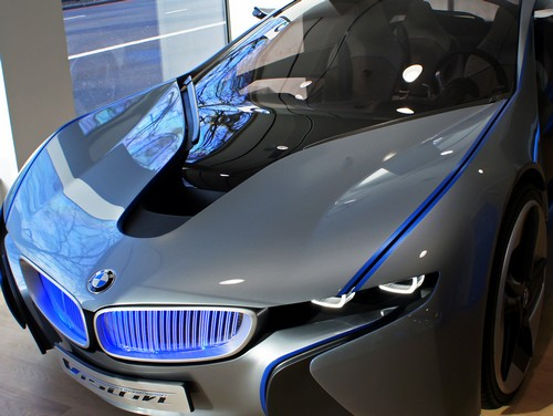 Luxury Vehicle: Rank 9 BMW : Top 10 Automobile Companies In The World 2015