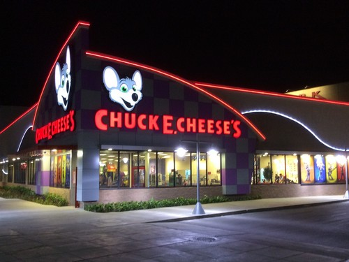 rank 9 chuck e  cheese u0026 39 s   top 10 pizza restaurants in the