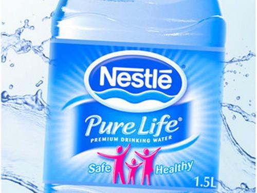 Rank 1 Nestle Waters Top 10 Bottled Water Companies In