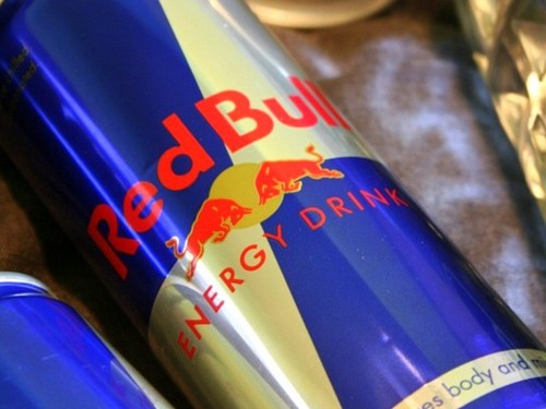Red bull promotional giveaways