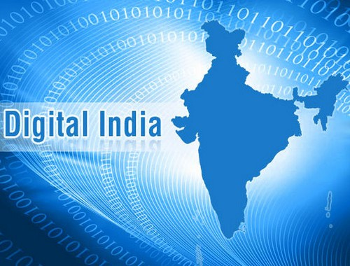 Group Discussion Topic - Digital India - Whom Does it