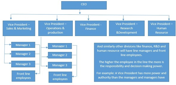 chain of command in commercial bank The federal reserve system is composed of five parts: the presidentially  appointed board of  each member bank (commercial banks in the federal  reserve district) owns a nonnegotiable share of stock in its regional federal  reserve bank.