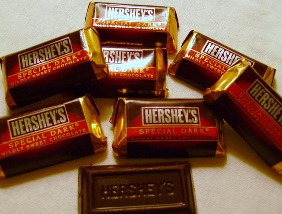 Rank 3 Hershey's : Top 10 Chocolate Brands in the World 2016 | MBA ...