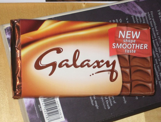 Rank 5 Galaxy Top 10 Chocolate Brands In The World 2016