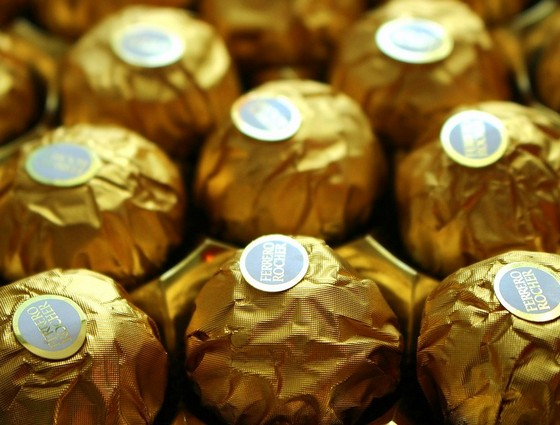 rank 8 ferrero rocher   top 10 chocolate brands in the world 2016