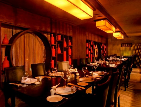 Rank 7 Speciality Restaurants Top 10 Hotels In India