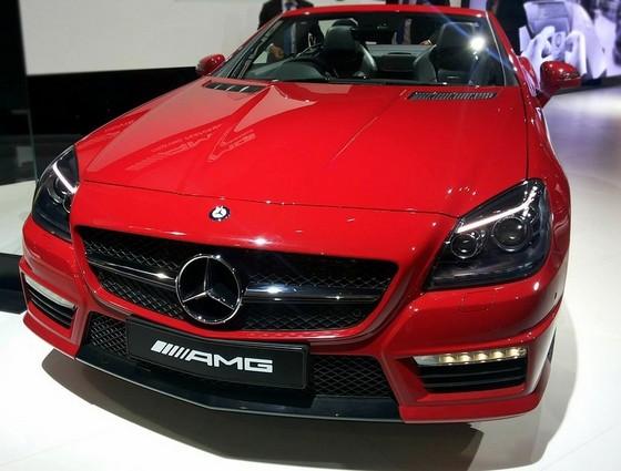 Rank 7 daimler mercedes benz top 10 automobile for Mercedes benz usa llc montvale