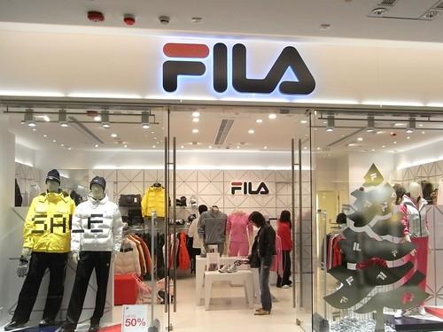 klassiska skor toppmärken säljs över hela världen Fila Marketing Mix (4Ps) Strategy | MBA Skool-Study.Learn.Share.