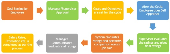 Image result for performance appraisal process
