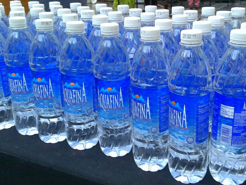 Aquafina Marketing Mix