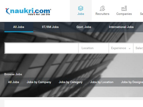 naukri employer portal price