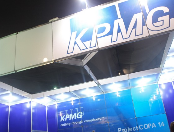 Rank 4 kpmg top 10 consulting firms in the world 2017 for Brand consulting firms