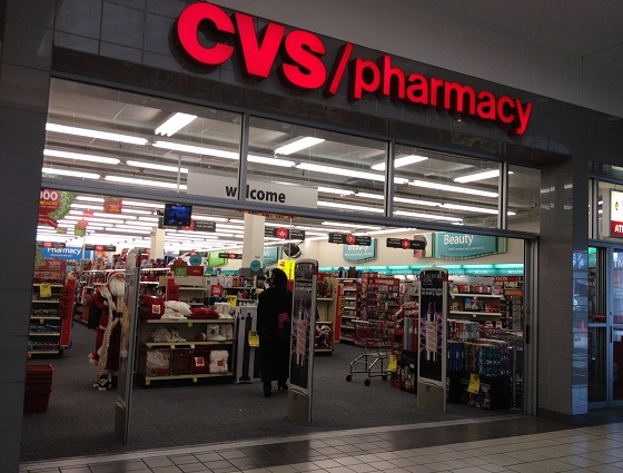 rank 2 cvs pharmacy   top 10 retail companies in the world 2018