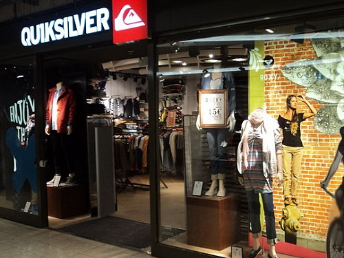 QuikSilver Marketing Mix (4Ps) Strategy | MBA Skool-Study