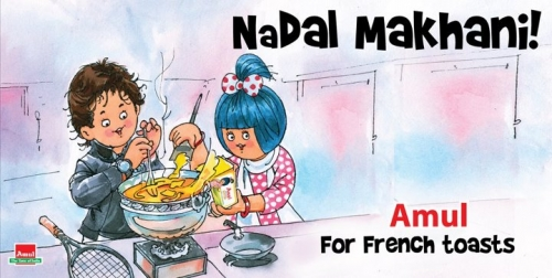 amul advertising strategies Swotstrengths –• creative advertising with amul baby print ads• availability in different sizes (8 grm,20 grms,50 grms,100 grms, 500 grms)• availability of amul butter is good with large distribution network through retails, kirana stores, local distributors etc• excellent product quality and trusted name• value for money.