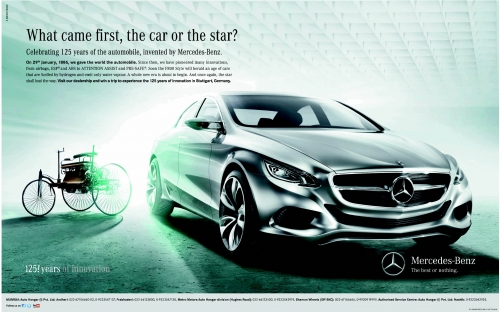Mercedes benz print ads related keywords suggestions for Mercedes benz print ads