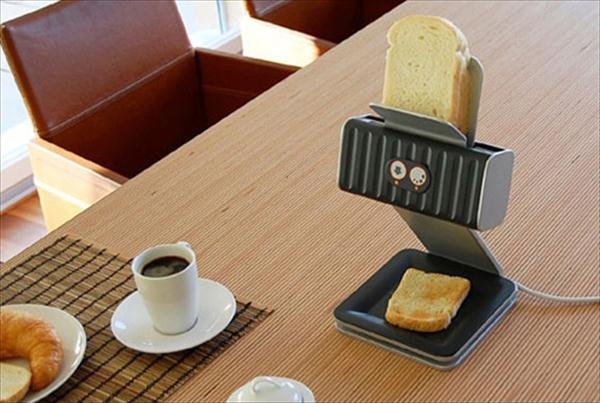 innovative toaster cool gadgets kitchen printer instant toasters designs items toast desktop interesting fun process othmar jet things mbaskool