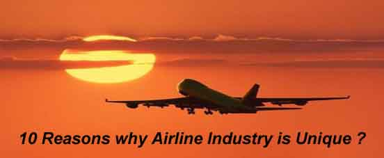 Airline Industry Uniuqe