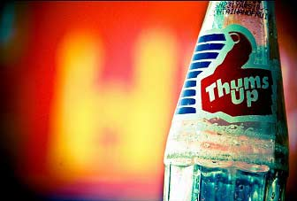 Thums Up A Thundering Success Business Article Mba