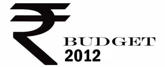 Budget 2012 India