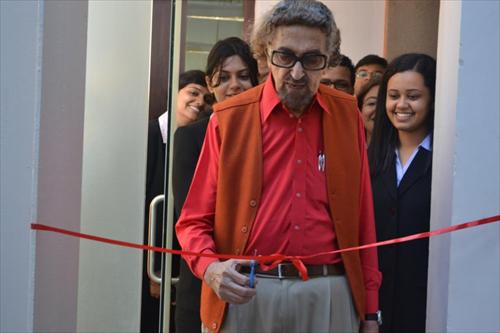 Mr. Alyque Padamsee at the event
