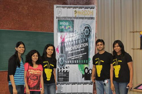 GIM Students at the Samriddhi event