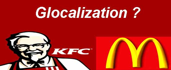 GlocalizationThe McD and KFC Way     Business Article   MBA SkoolStudyLearnShare