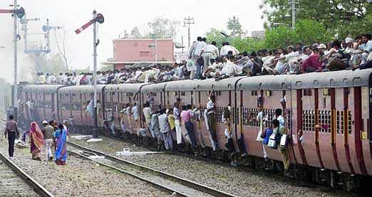 Indian Railways-Operations Marvel !