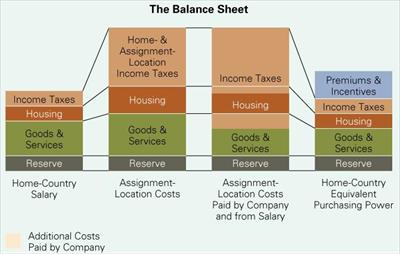 balance sheet and labor standard Expense is an accounting and budgeting term for a decrease in owners equity caused by using up assets in producing revenue or other activities the definition also.