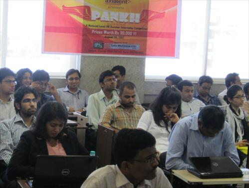 NMIMS HRuday Pankh 2012 Event