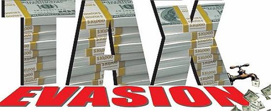 tax evasion a case Scores of people are investigated for tax evasion each day here are some of the most famous and highly visible cases in us history.